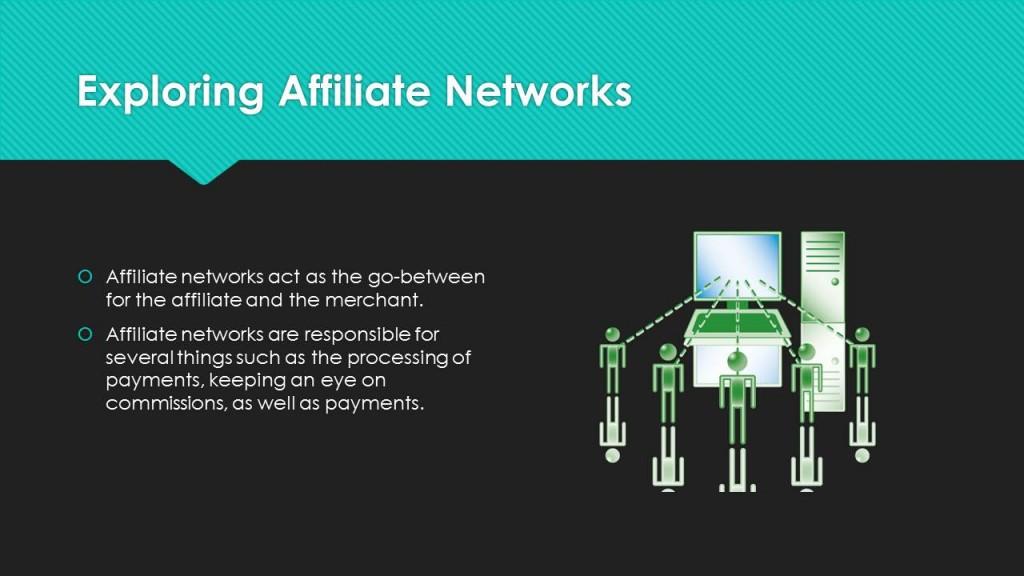 Exploring Affiliate Networks